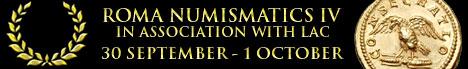 Banner Roma Numismatics IV - Part I