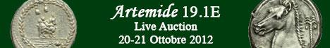 Banner Artemide Aste - Asta  19.1E