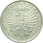 obverse:  Vittorio Emanuele III (1900-1943) 25 centesimi 1902.