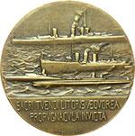 obverse:  Vittorio Emanuele III (1900-1943) Medaglia celebrativa \