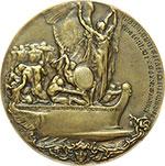 reverse:  Vittorio Emanuele III (1900-1943) Medaglia celebrativa \