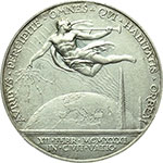 reverse:  Pio XI (1922-1939). Medaglia annuale, anno X.