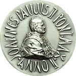 obverse:  Giovanni Paolo II (1978-2005) Medaglia annuale A. II