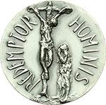 reverse:  Giovanni Paolo II (1978-2005) Medaglia annuale A. II