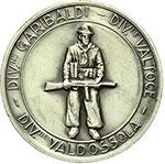 reverse:  Domodossola   Medaglia emessa a ricordo dell Autogoverno in Val d Ossola dal 10 settembre al 23 ottobre del 1944.