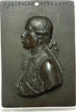 obverse:  Firenze  Pietro Leopoldo (1765-1790) Placchetta  103X71 mm.