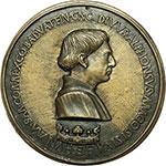 obverse:  Napoli   Medaglia S.D. (1449)