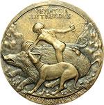 reverse:  Napoli   Medaglia S.D. (1449)