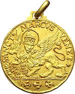 obverse:  Venezia   Medaglia 1968 per il Torneo Internazionale di Bridge.