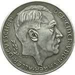 obverse:  Germania  III Reich (1932-1945) Medaglia 1938, celebrativa la creazione del \