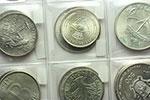 obverse:   Lotto di 23 monete in AG di varie nazioni, tutte di modulo medio grande. In conser