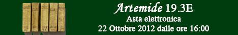Banner Artemide Aste - Asta  19.3E