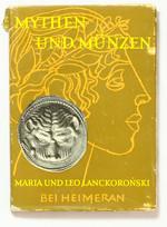obverse:  LANCKOROŃSKI, M. & L. Mythen und Münzen. Griechisches Geld im Zeichen griechischen Glaubens die Heiligung des Profanen.