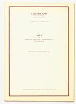 obverse:  GALLERIE GERI. Catalogo 16. Asta di monete antiche, medioevali e moderne.