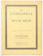 obverse:  RATTO, Rodolfo. Lombardia. Zecche minori.