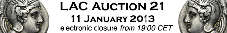 Banner LAC Auction 21
