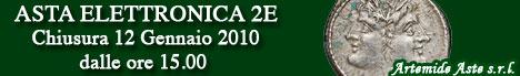 Banner Artemide Aste - Asta 2E