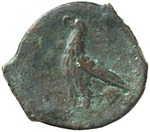 Reverse image of coin 2002