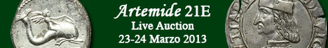 Banner Artemide Aste - Asta  21E