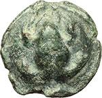 reverse:  Apulia, Luceria   Oncia, ca. 225-217 a.C.