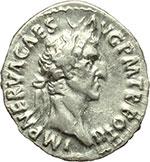 obverse:  Nerva (96-98). Denario, ca. 97 d.C.