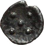 reverse:  Akragas   Pentonkion, prima del 470-420 a.C.
