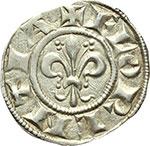 obverse:  Firenze  Repubblica (1189-1532). Fiorino di stella, II serie.