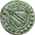 obverse:  Firenze  Repubblica (1189-1532) Tessera mercantile, ca XIV. sec.