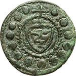 reverse:  Firenze  Repubblica (1189-1532) Tessera mercantile, ca XIV. sec.
