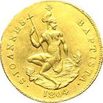 reverse:  Firenze  Carlo Ludovico di Borbone (1803-1807) con la reggenza della madre Maria Luisa. Ruspone 1804.