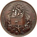 obverse:  Loreto   Medaglia 1894, per i 600 anni della \