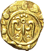 obverse:  Messina  Federico II (1197-1250) Multiplo di tarì.
