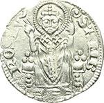 reverse:  Milano  Prima Repubblica (1250-1310) Grosso ambrosino da 8 (o 10?) denari imperiali