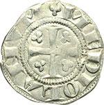 obverse:  Milano  Prima Repubblica (1250-1310) Grosso ambrosino da 8 (o 10?) denari imperiali