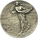 obverse:  Milano   Medaglia 1909 della Cassa di Risparmio di Milano per i combattenti superstiti delle battaglie del Risorgimento. Conferita a Clavenna Giuseppe.