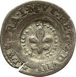 obverse:  Modena  Francesco I d Este (1629-1658) Giorgino.