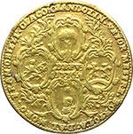 reverse:  Murano  Alvise IV Mocenigo (1763-1779) Osella 1776/XIV