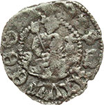 reverse:  Napoli  Ferdinando I (1458-1494) Tornese.