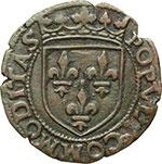 obverse:  Napoli  Luigi XII (1501-1503) Sestino.