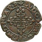 reverse:  Napoli  Luigi XII (1501-1503) Sestino.