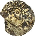 obverse:  Edoardo (1323-1329) Mezzo forte o viennese I tipo.