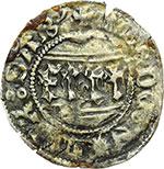 obverse:  Amedeo VIII (1416-1440) Quarto di grosso II tipo (savoiardo)