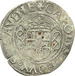obverse:  Carlo II (1504-1553) Grosso.