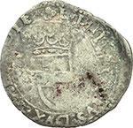 obverse:  Emanuele Filiberto (1559-1580) 2 grossi I tipo.