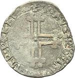 reverse:  Emanuele Filiberto (1559-1580) 2 grossi I tipo.