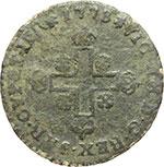 reverse:  Vittorio Amedeo III (1773-1796) Soldo 1778.