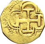 reverse:  Spagna  Filippo II (1556-1598) Scudo (S-B) Siviglia