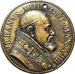 obverse:  Urbano VIII (1623-1644), Maffeo Barberini Medaglia, A. IV.