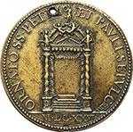 reverse:  Urbano VIII (1623-1644), Maffeo Barberini Medaglia, A. IV.