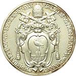 reverse:  Pio XII (1939-1958), Eugenio Pacelli Medaglia annuale A.I